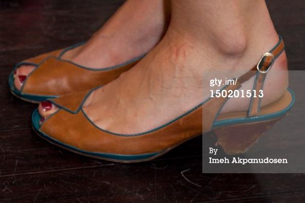 Brianne Howey Feet