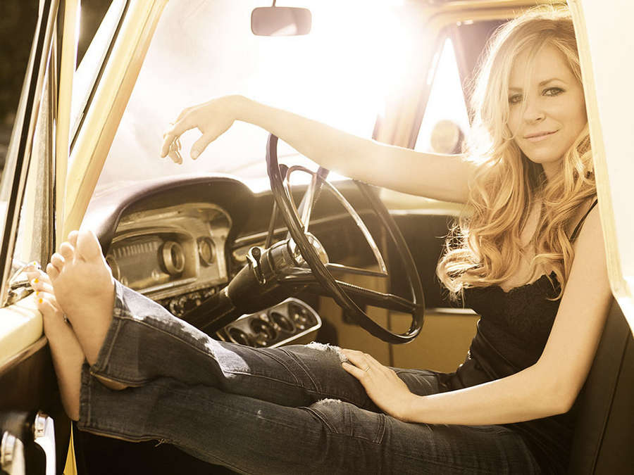 Deana Carter Feet