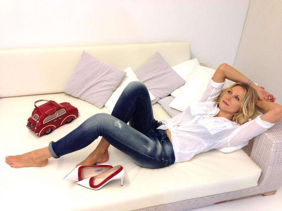Natasha Stefanenko Feet