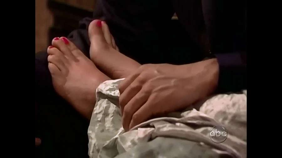 Jillian Harris Feet