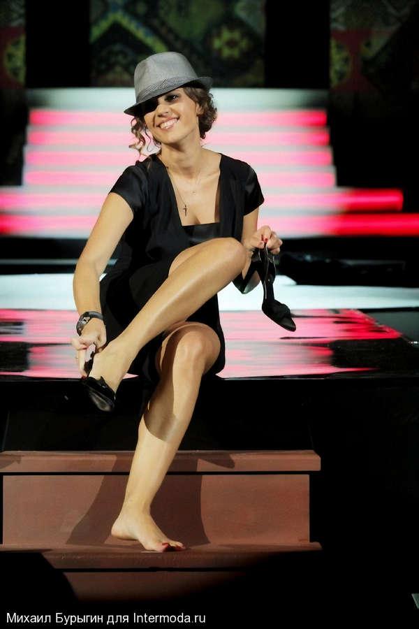Ksenia Alferova Feet