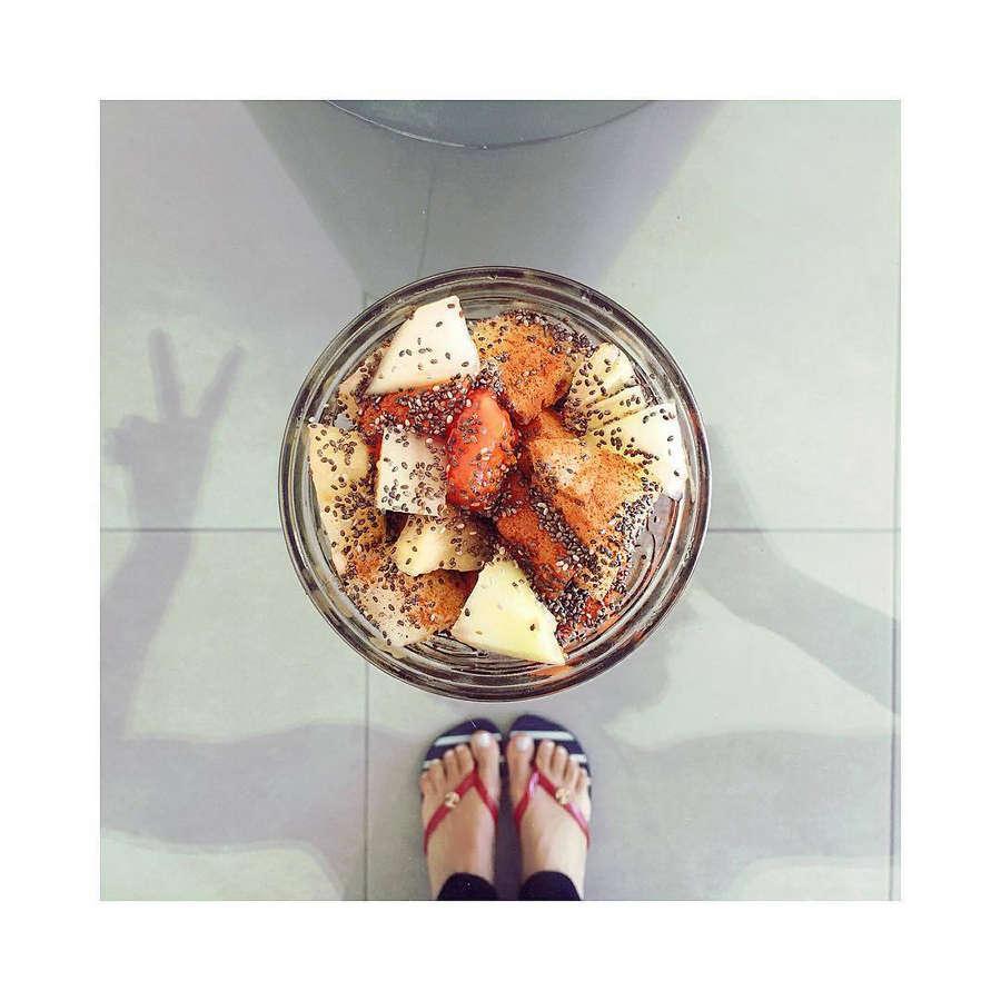 Lia Kheireddine Feet