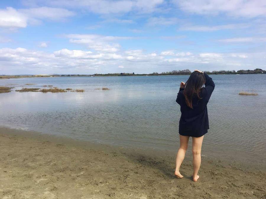 Adrianna Bertola Feet