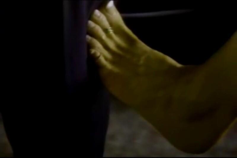 Maria Ford Feet