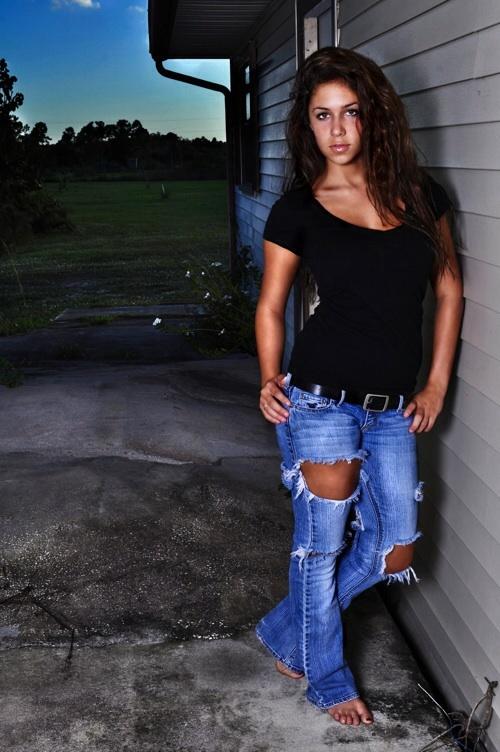 Chelsey Mart Feet