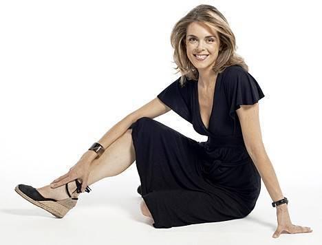 Julie Andrieu Feet