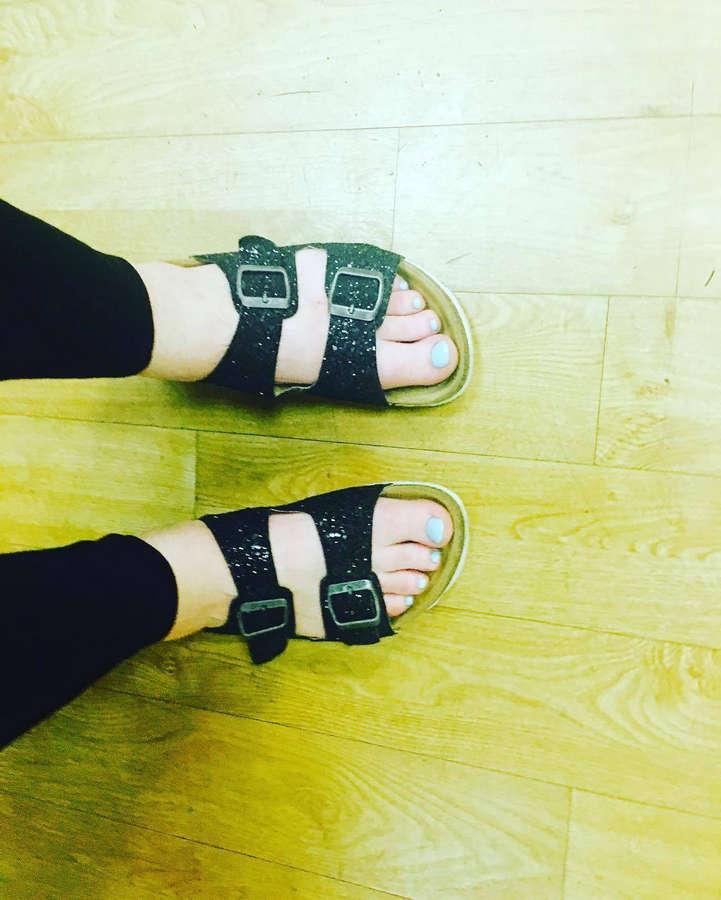 Jessica Ellis Feet