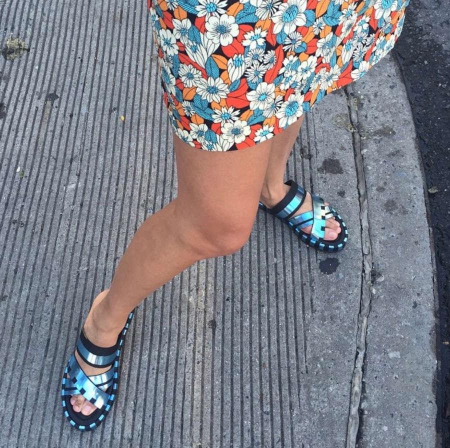 Tavi Gevinson Feet