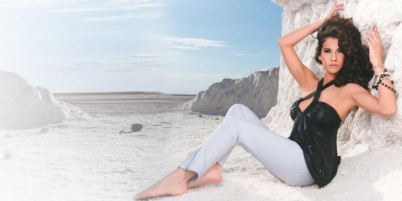 Delfina Gerez Bosco Feet