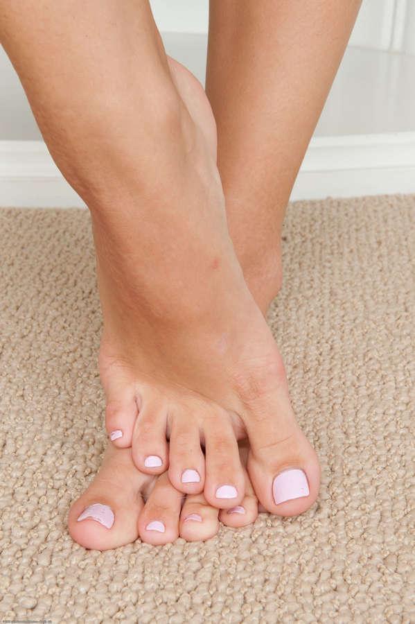 Natalia Starr Feet