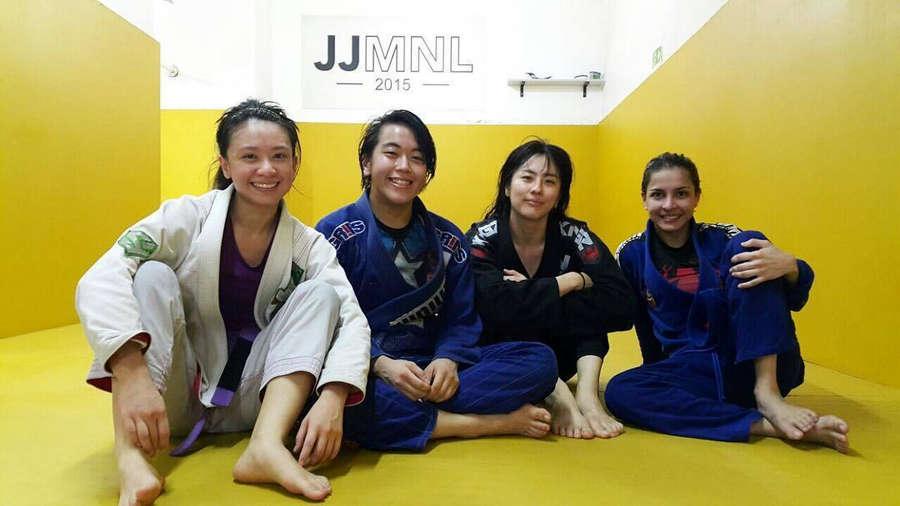 Jinri Park Feet