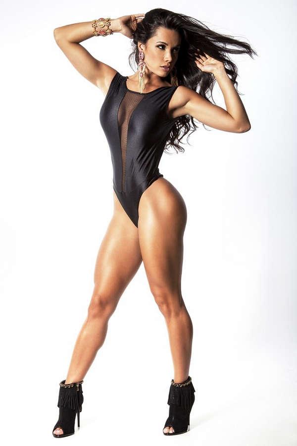 Fernanda Davila Feet