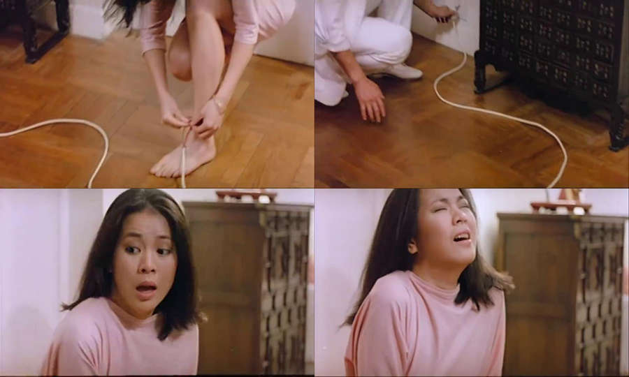 Olivia Cheng Feet