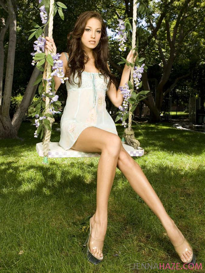 Jenna Haze Feet