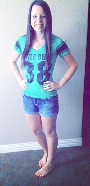 Kate McBride Feet