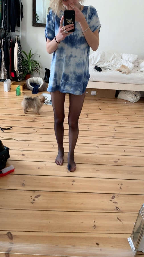 Julia Wulf Feet