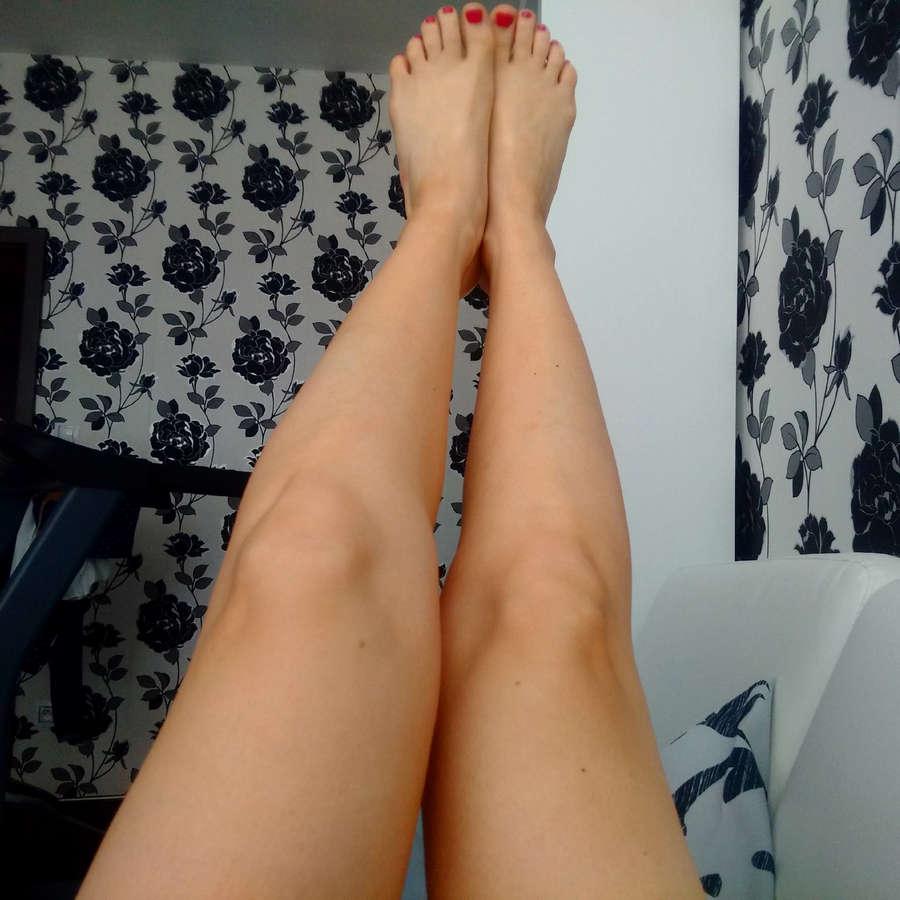 Lenka Spilarova Feet