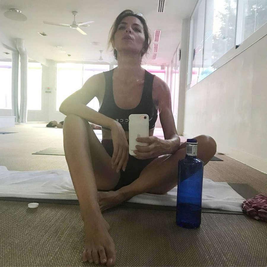 Romina Belluscio Feet