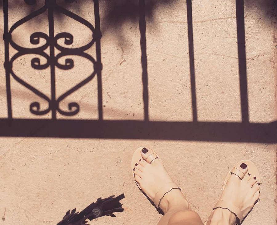 Bronwyn Reed Feet