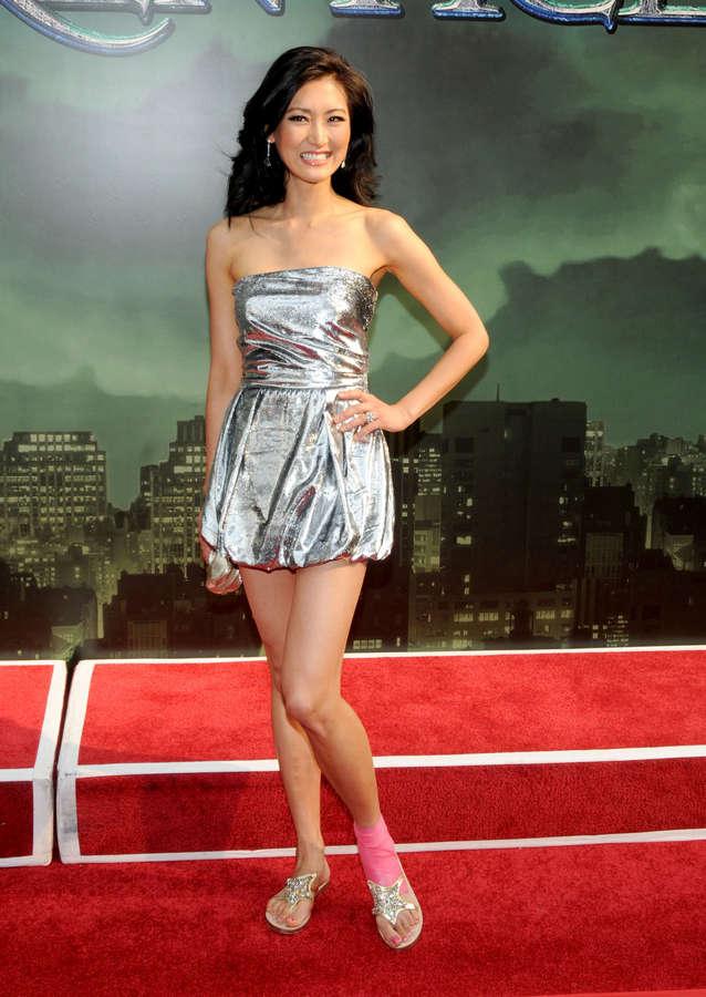 Kelly Choi Feet
