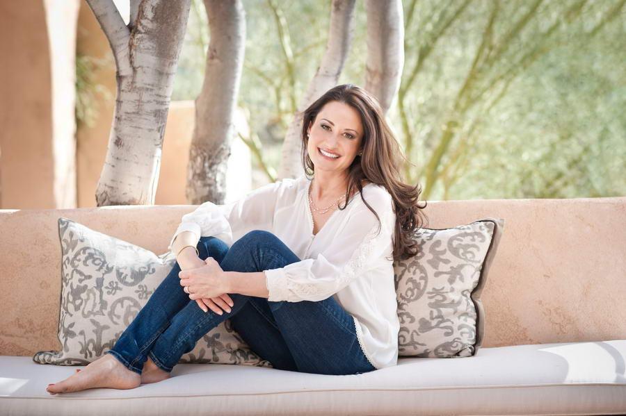 Jennifer Adams Feet