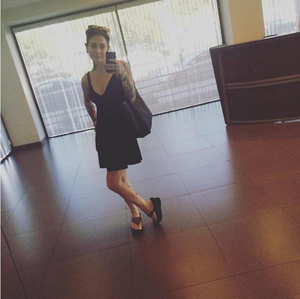 Joanna Angel Feet
