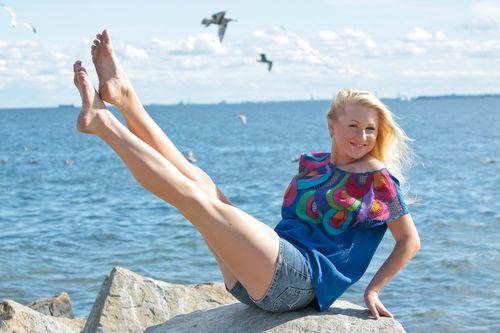 Karolina Piechota Feet