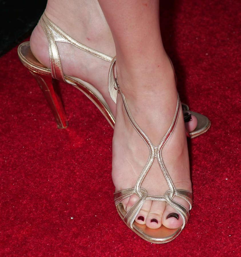 Marley Shelton Feet