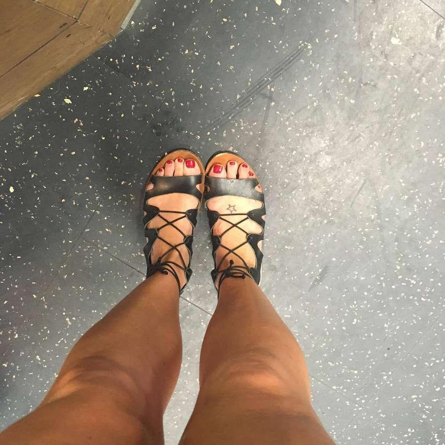Kerry Ellis Feet