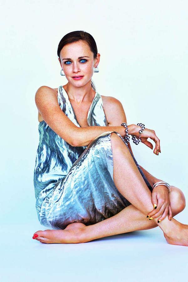 Alexis Bledel Feet