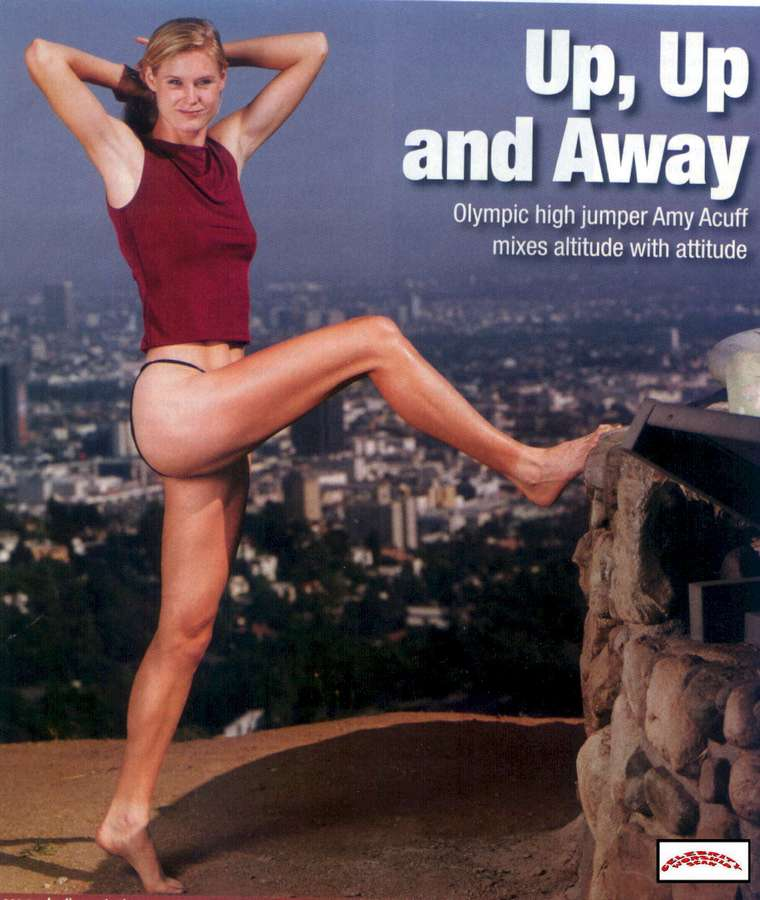 Hot olympic female