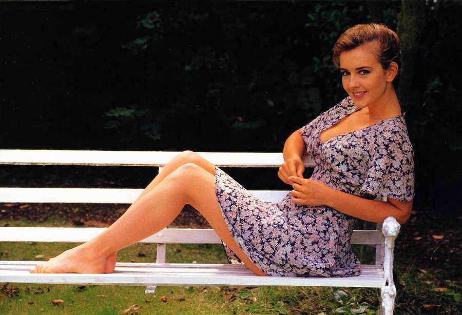 Gail McKenna Feet