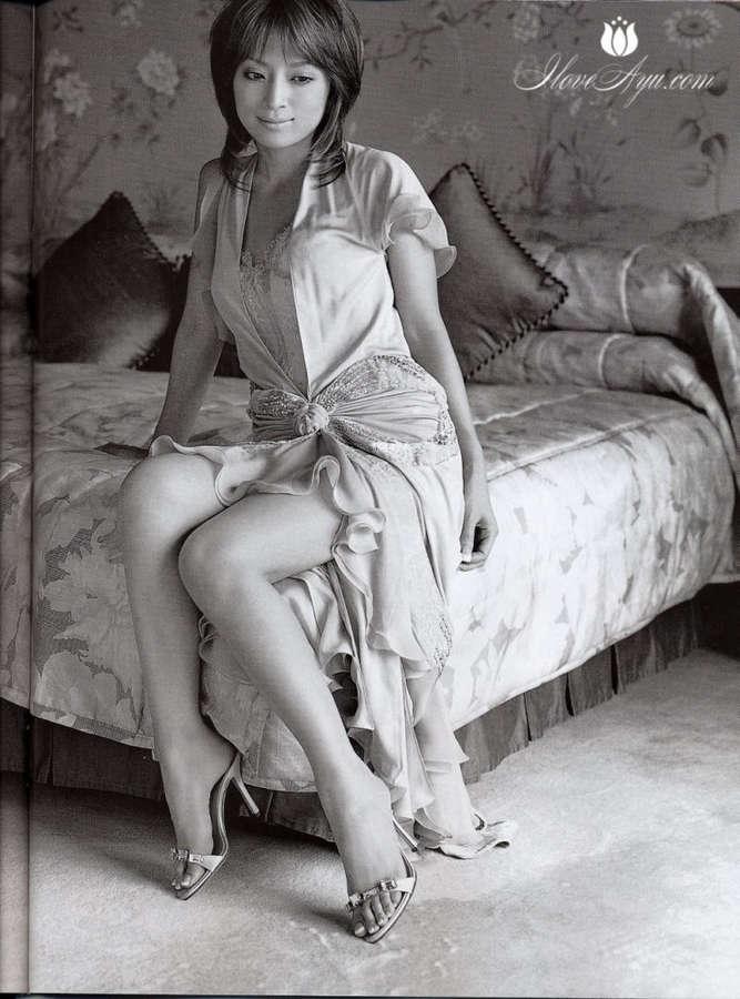 Ayumi Hamasaki Feet