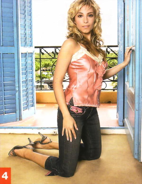 Gisela Feet