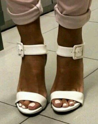 Cristina Pedroche Feet