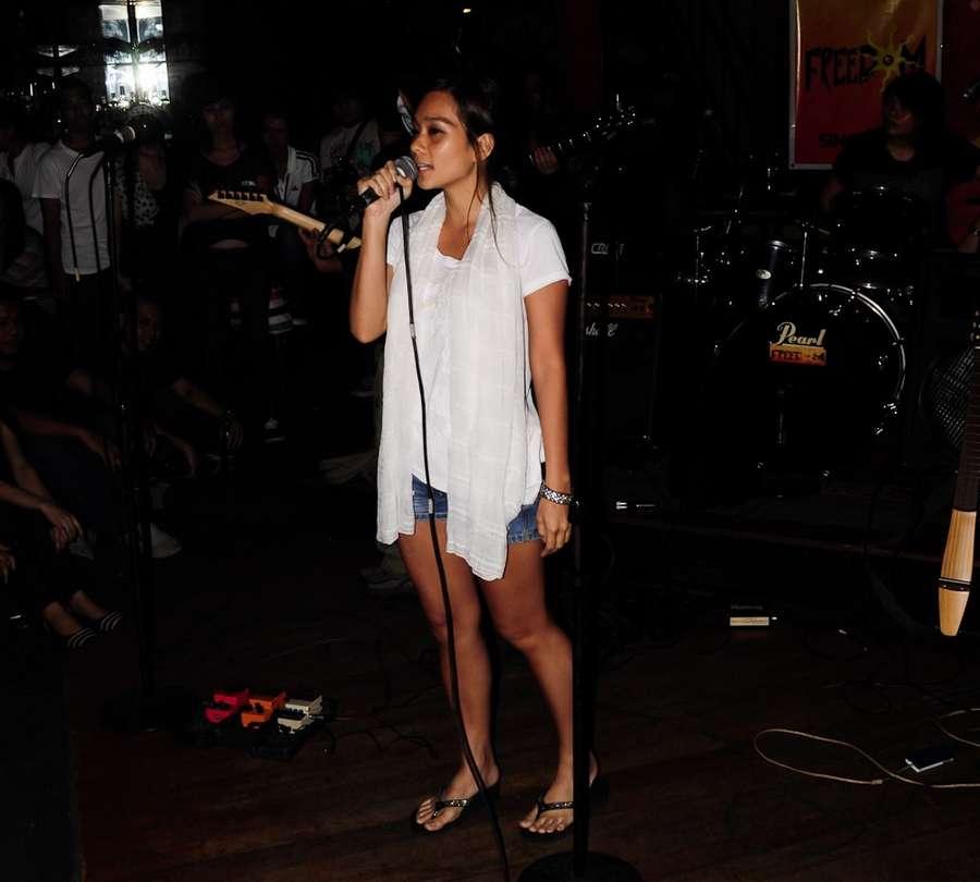 Kitchie Nadal Feet
