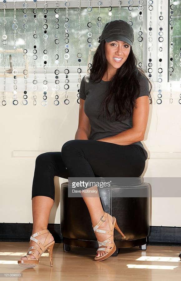 Melissa Gorga Feet