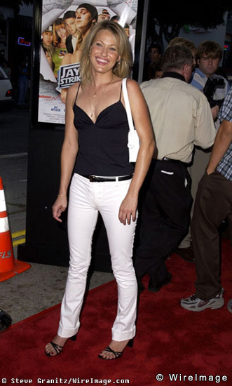 Joey Lauren Adams Feet