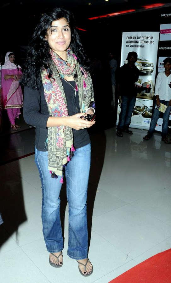 Yuvika Chaudhry Feet