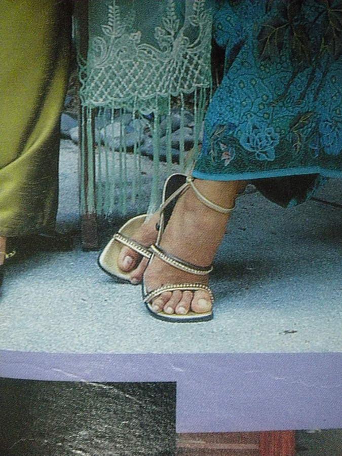 Aida Aris Feet