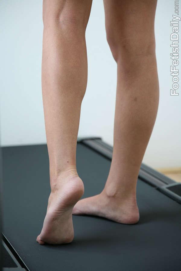 Andy San Dimas Feet