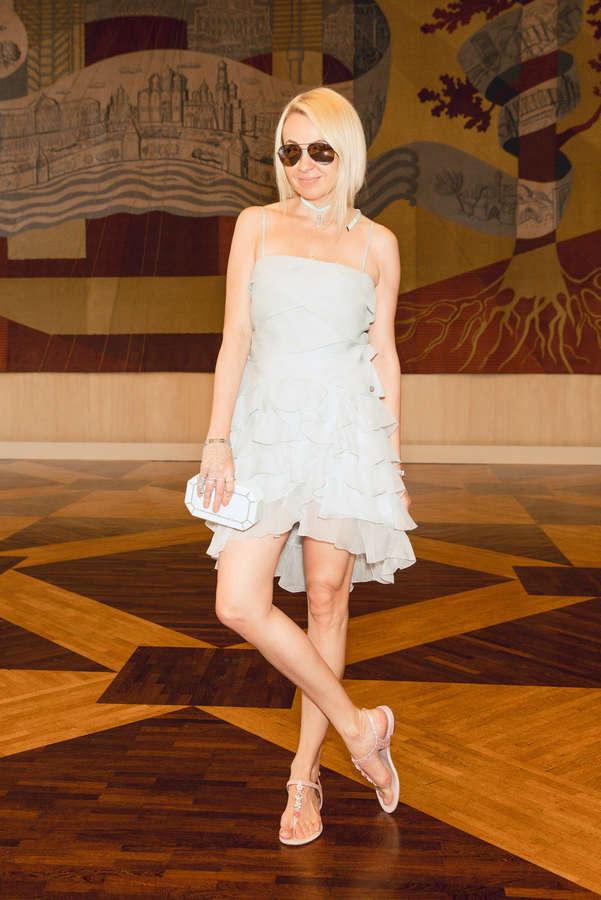 Yana Rudkovskaya Feet
