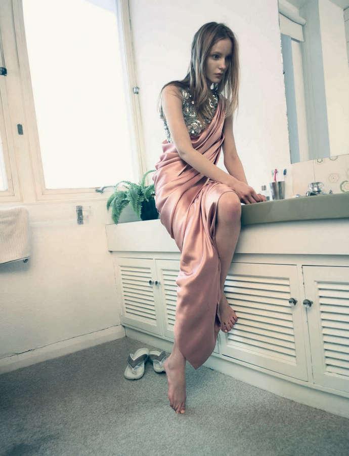 Dorothea Barth Jorgensen Feet