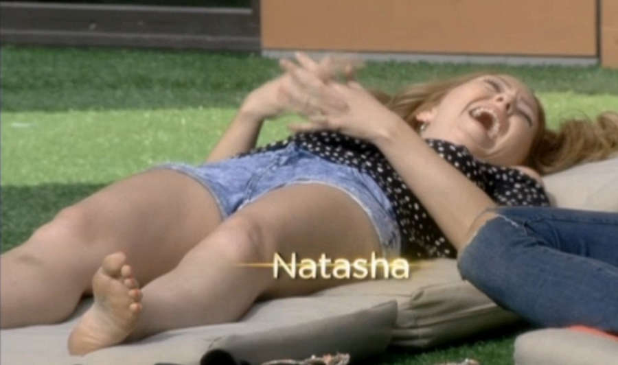 Natasha Hamilton Feet