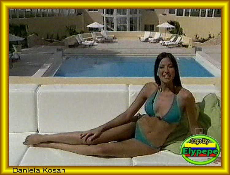 Daniela Kosan Feet