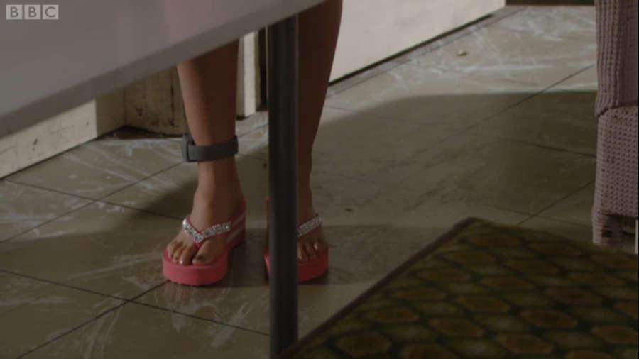 Danielle Harold Feet