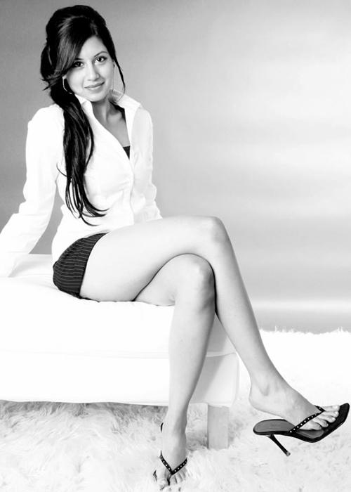 Natasha Chandel Feet