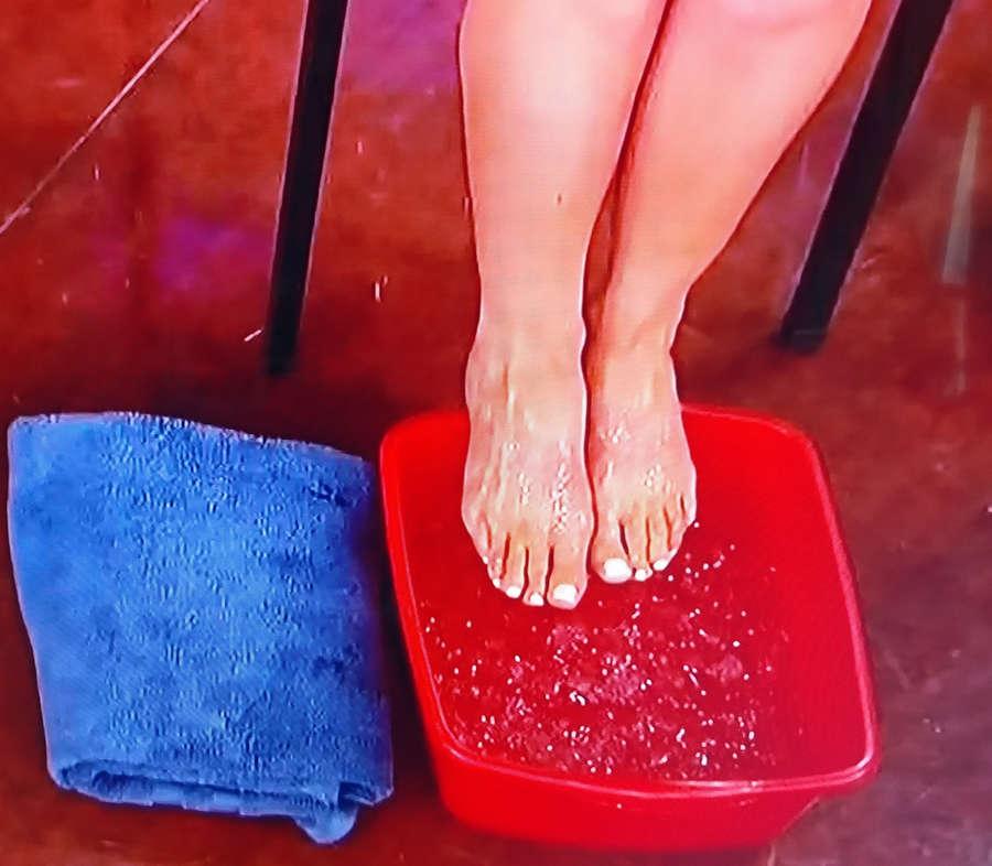 Carolina Bermudez Feet