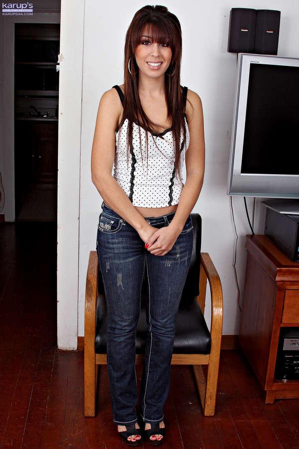 Natalie Nunez Feet
