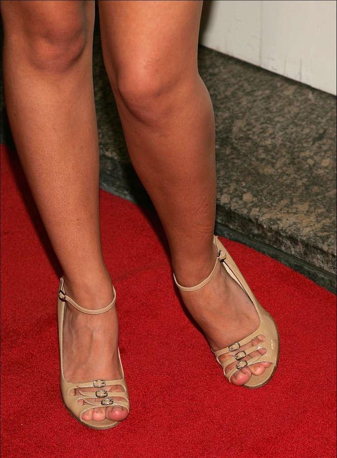 Haylie Duff Feet